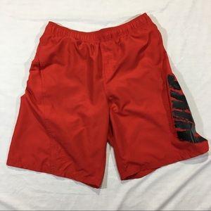 Nike swimming trunks size-XL